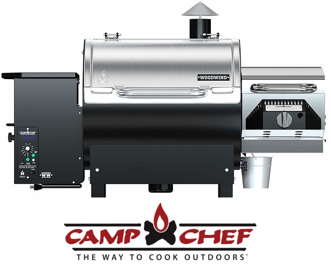 Camp Chef Woodwind 24 Pellet Grill