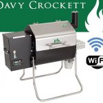Green Mountain Grill Davy Crockett Review