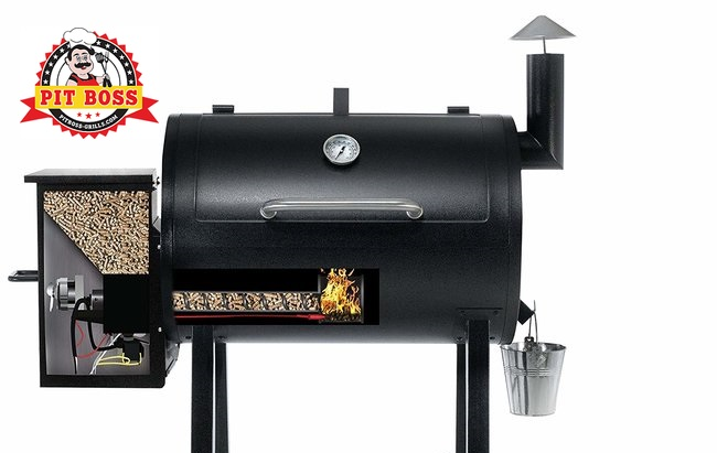 Pit Boss BBQ Pellet Grill and Smoker