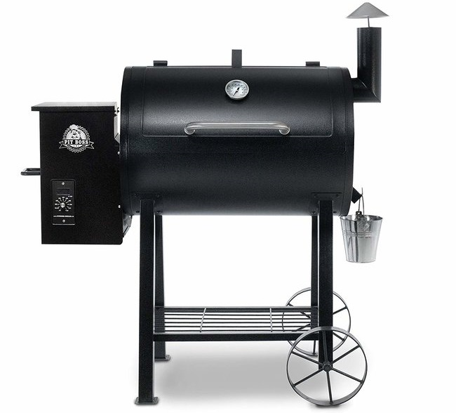Pit Boss Pellet Grill and Smoker