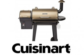 Cuisinart CPG-4000 Wood BBQ Grill and Pellet Smoker Grill