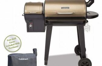 Cuisinart CPG-4000 Wood BBQ Grill
