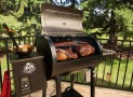Pit Boss Grills 72440 Deluxe Wood Pellet Grill