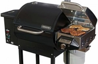 Camp Chef Smoker Pro DLX 24 Pellet Grill