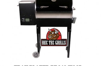Rec Tec Grills Trailblazer RT – 340