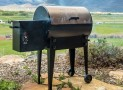 Traeger Junior Elite Wood Pellet Grill